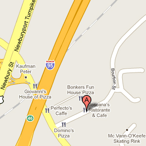 Storage Location - Peabody MA